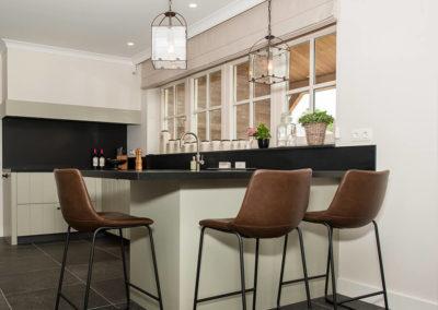 Impressie 2 mogelijkheden keuken Interborg Keukens Middelburg
