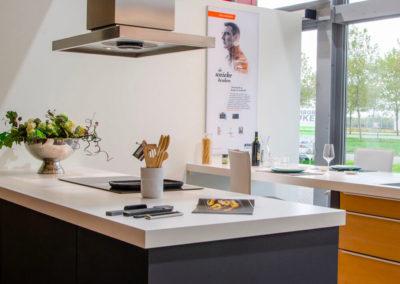 Showroom keuken 2 Interborg Keukens Middelburg